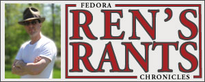 The Fedora Chronicles - Ren Logo