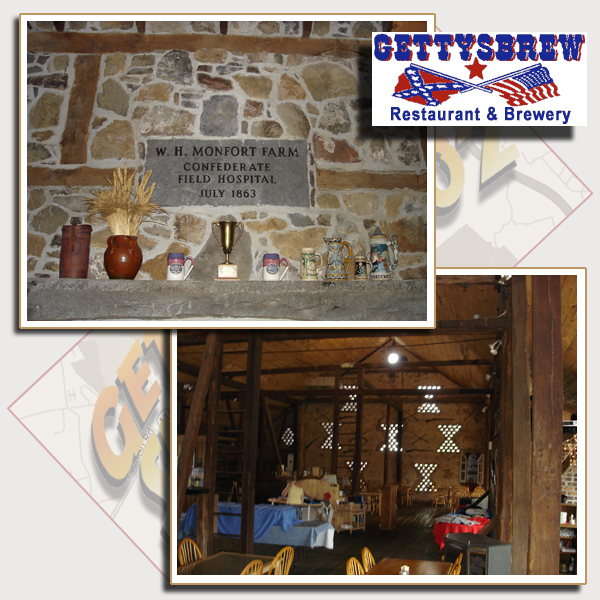 Gettysbrew Interior