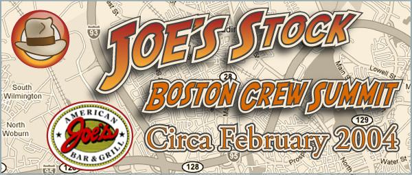 Joe's Stock 2004