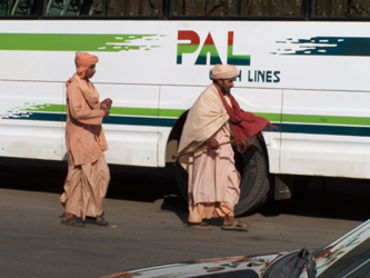 The Streets Of Chiro - Bus Turbans