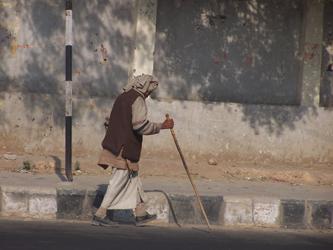 The Streets of Delhi - Turban Stick