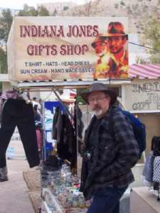 Indiana Jones Giftshop: Petra - The First Time: Fedora Chronicles Chasing The Wind with Blackthorn