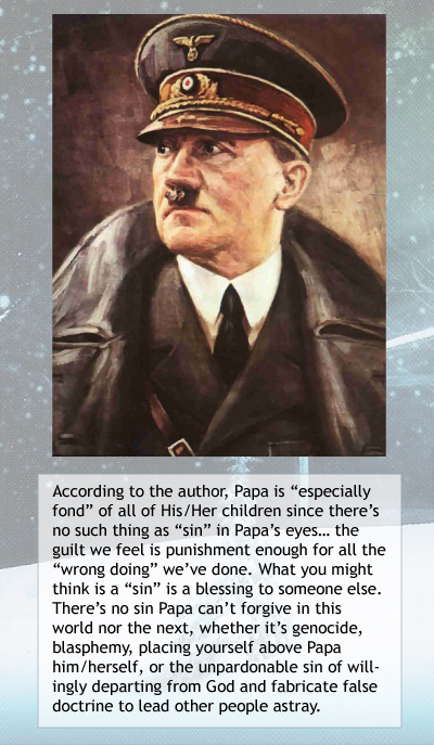 Papa Loves Hitler