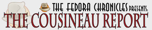 The Fedora Chronicles Banner