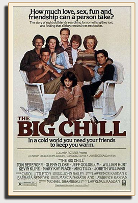 Big Chill Poster