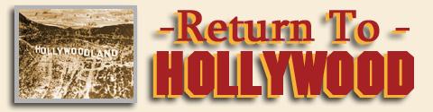 Return To Hollywood