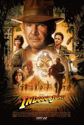 Flicks To Hold You Over: Kingdom Of The Crystal Skull