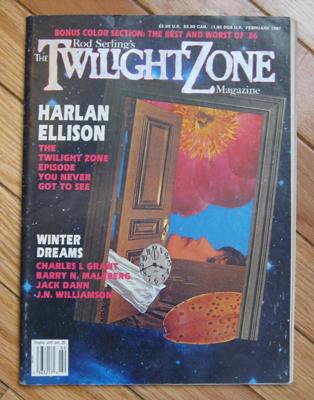 Twilight Zone Mag Feb 1987