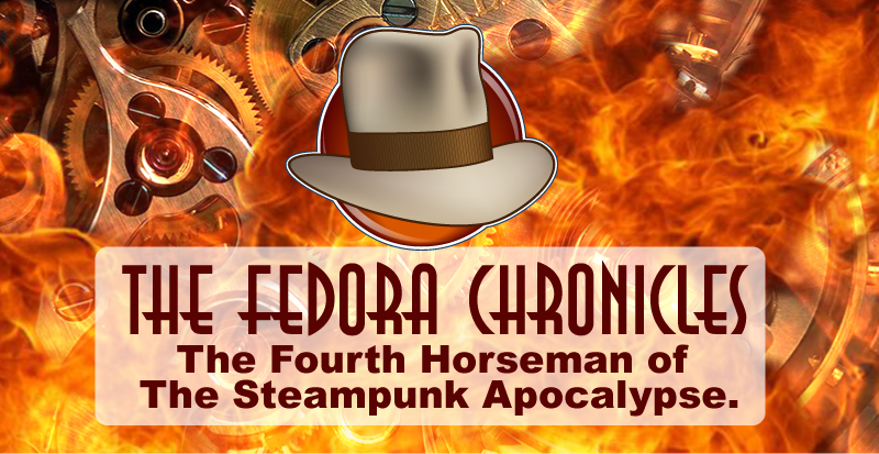 The Fourth Horseman of The Steampunk Apocalypse