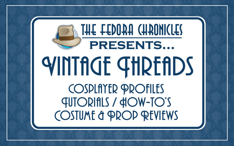 Vintage Threads: The Fedora Chronicles Presents
