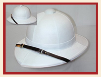dac70eac23201 The Fedora Chronicles  Kyle Dalton - Pith Helmets