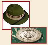 b945b7a93dbfd From The Village Hat Shop Website  This Indian style pith helmet