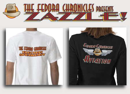 Buy Fedora Chronicles Products on Zazzle